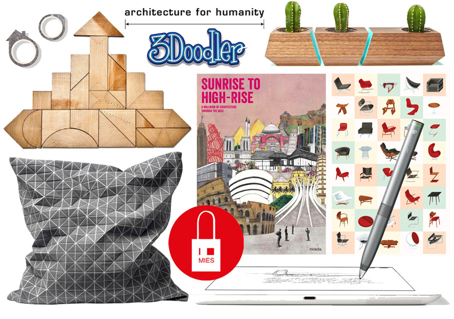 ArchDaily Architect's Holiday Gift Guide 2014, ArchDaily Architect's Holiday Gift Guide 2014