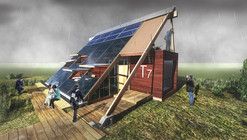 Construye Solar: Casa Atrapa Lluvia - Atrapa Sol, vivienda sustentable en una ciudad contaminada