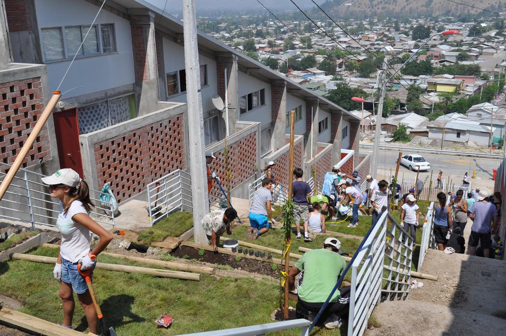 Fundación Mi Parque: avanzando hacia un diseño participativo de áreas verdes, Cortesia de Mi Parque