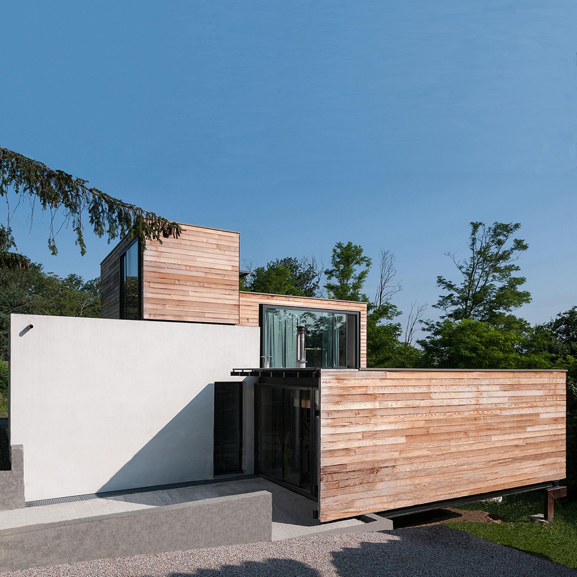 Casa Pegasus / Frédéric Saint-Cricq, © Patrice Menconi