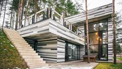 House Villa near Vilnius / GYZA