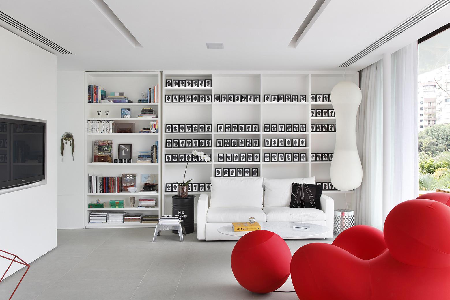 Casa Tempo / Gisele Taranto Arquitetura ArchDaily Brasil #941015 1559 1039
