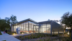 Mariner Harbor Branch Library / A*PT ARCHITECTURE