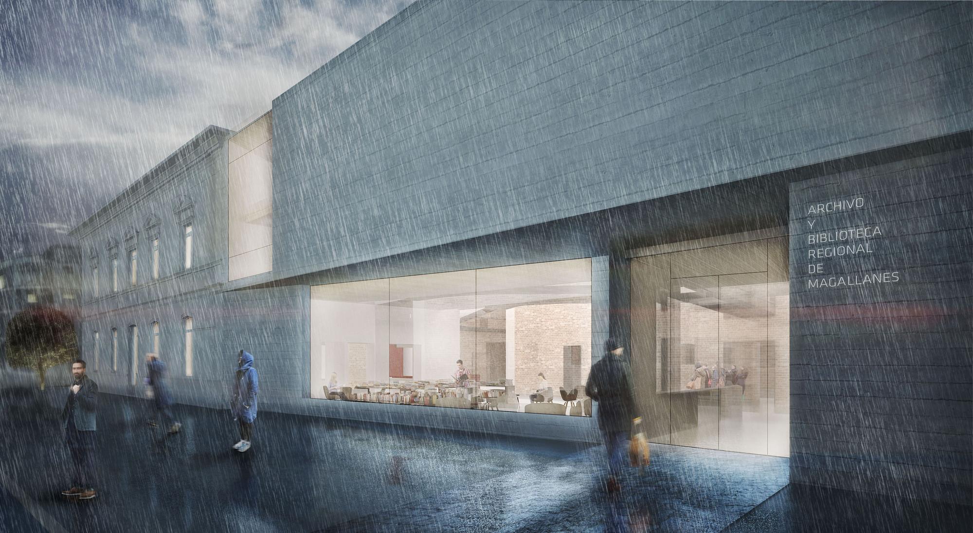 Exterior. Image Cortesia de LyonBosch Arquitectos y B+V Arquitectura