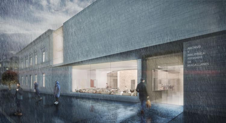 Exterior. Image Cortesía de LyonBosch Arquitectos y B+V Arquitectos