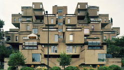 Moshe Safdie Wins 2015 AIA Gold Medal