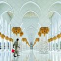 Sheikh Zayed Grand Mosque. Image © Hoang Long Ly