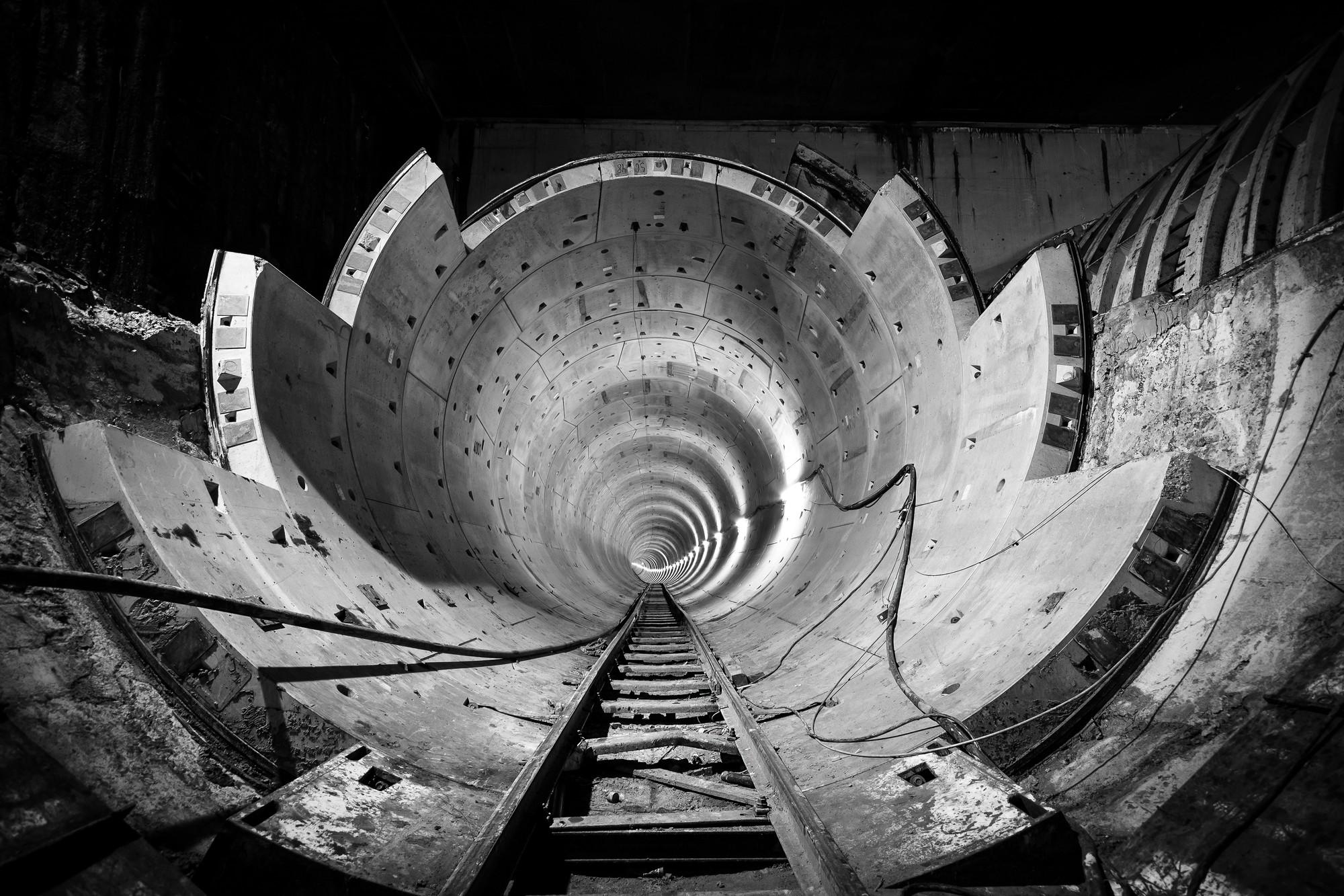 Concrete Arteries. Image © Richard Pennington