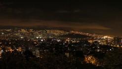 Esbozo de un Plan Maestro de Iluminación para la ciudad de Medellín y el Valle de Aburrá, Colombia