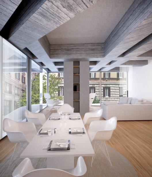 Interior. Image © MAD Architects