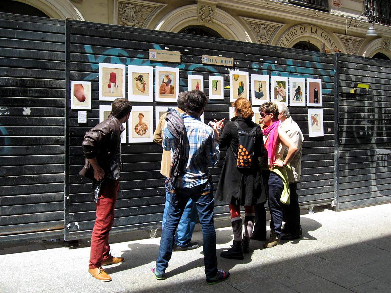 Galería Calle Príncipe / La de mi madre sabe mejor. Image Cortesia de Lagaleriademagdalena