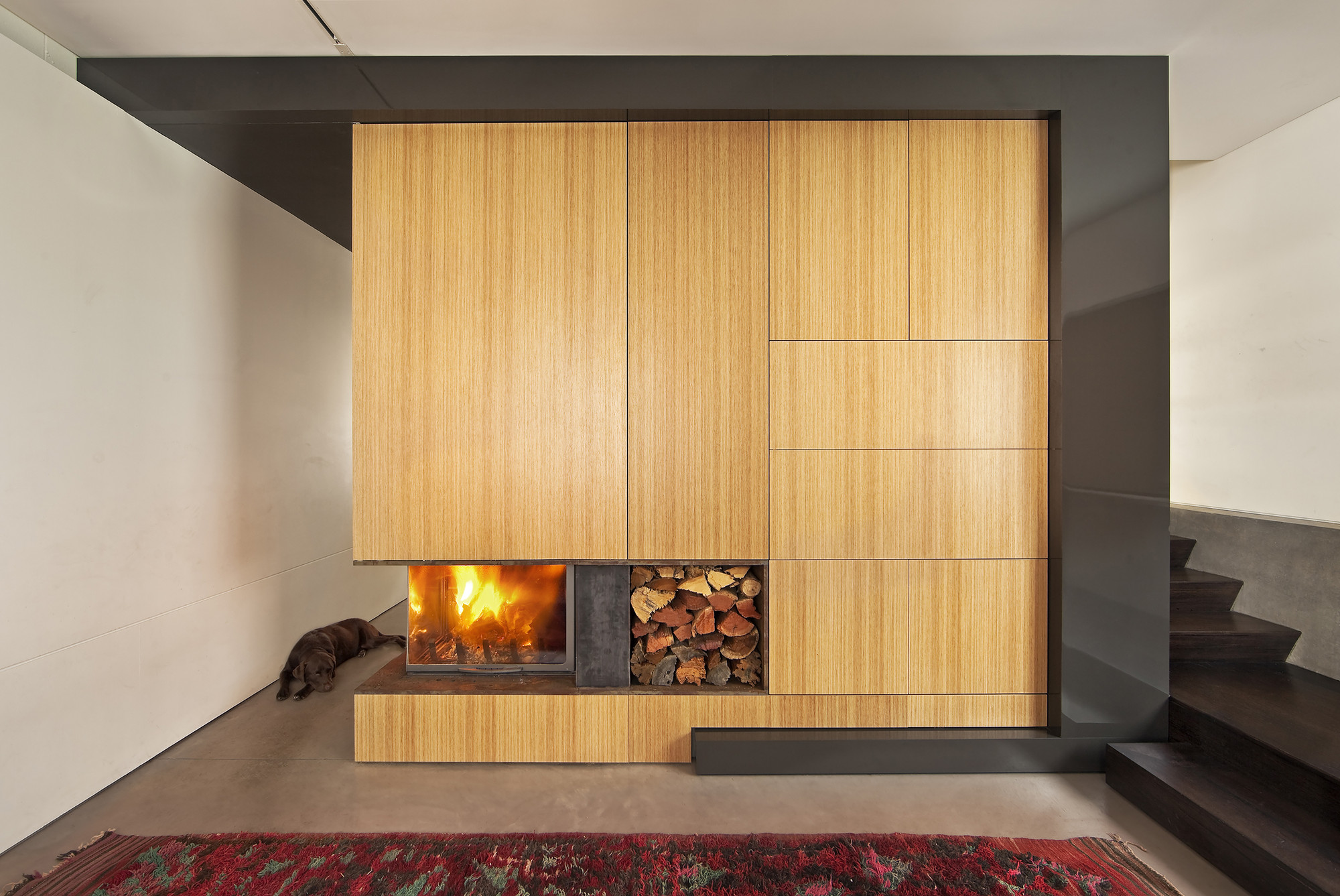 Gallery of stirling house mac interactive architects 11 for Home architecture mac