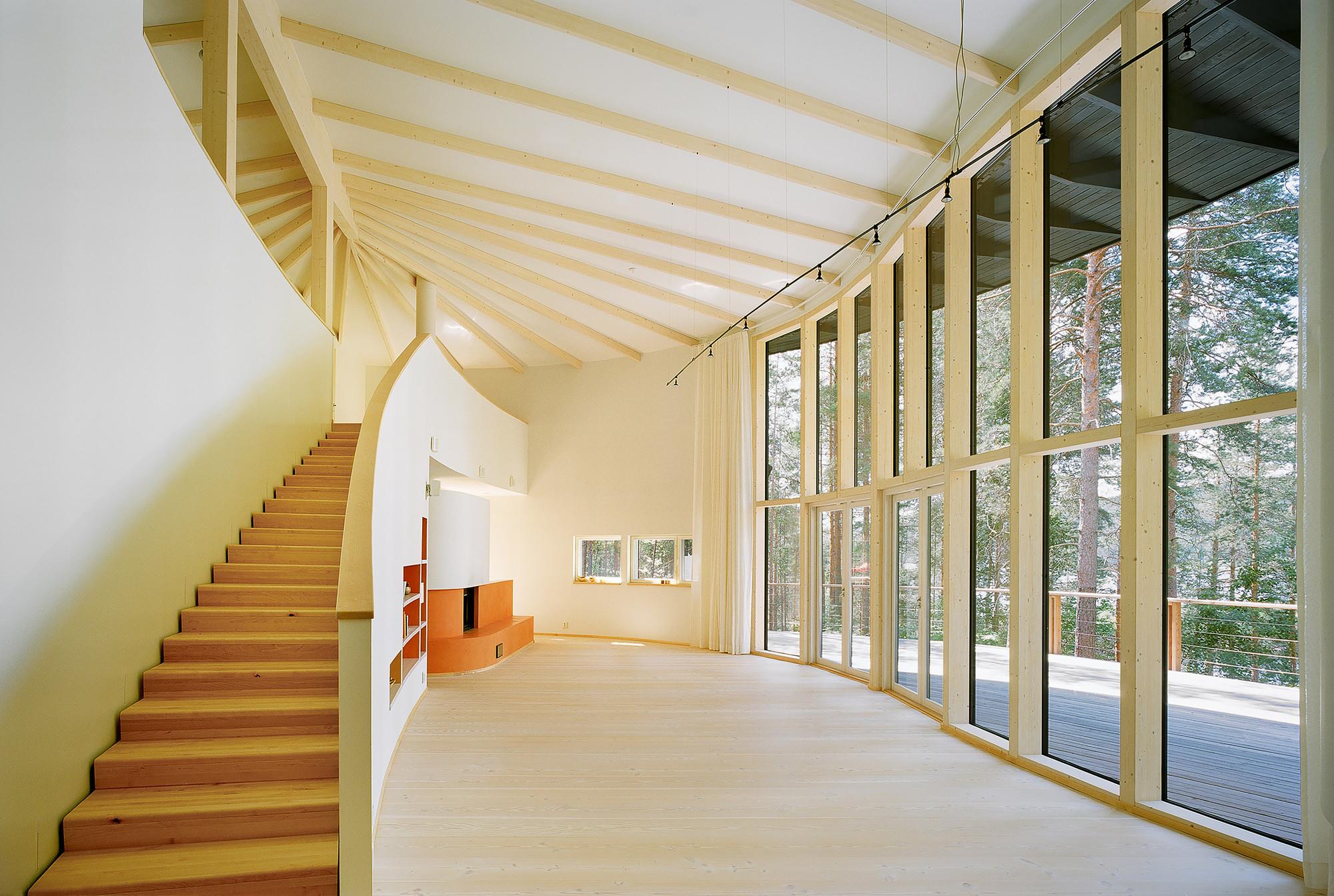 Villa Musu / Sanaksenaho Architects, © Jussi Tiainen