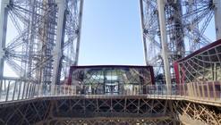 Eiffel Tower's First Floor Refurbishment / Agence Moatti-Rivière
