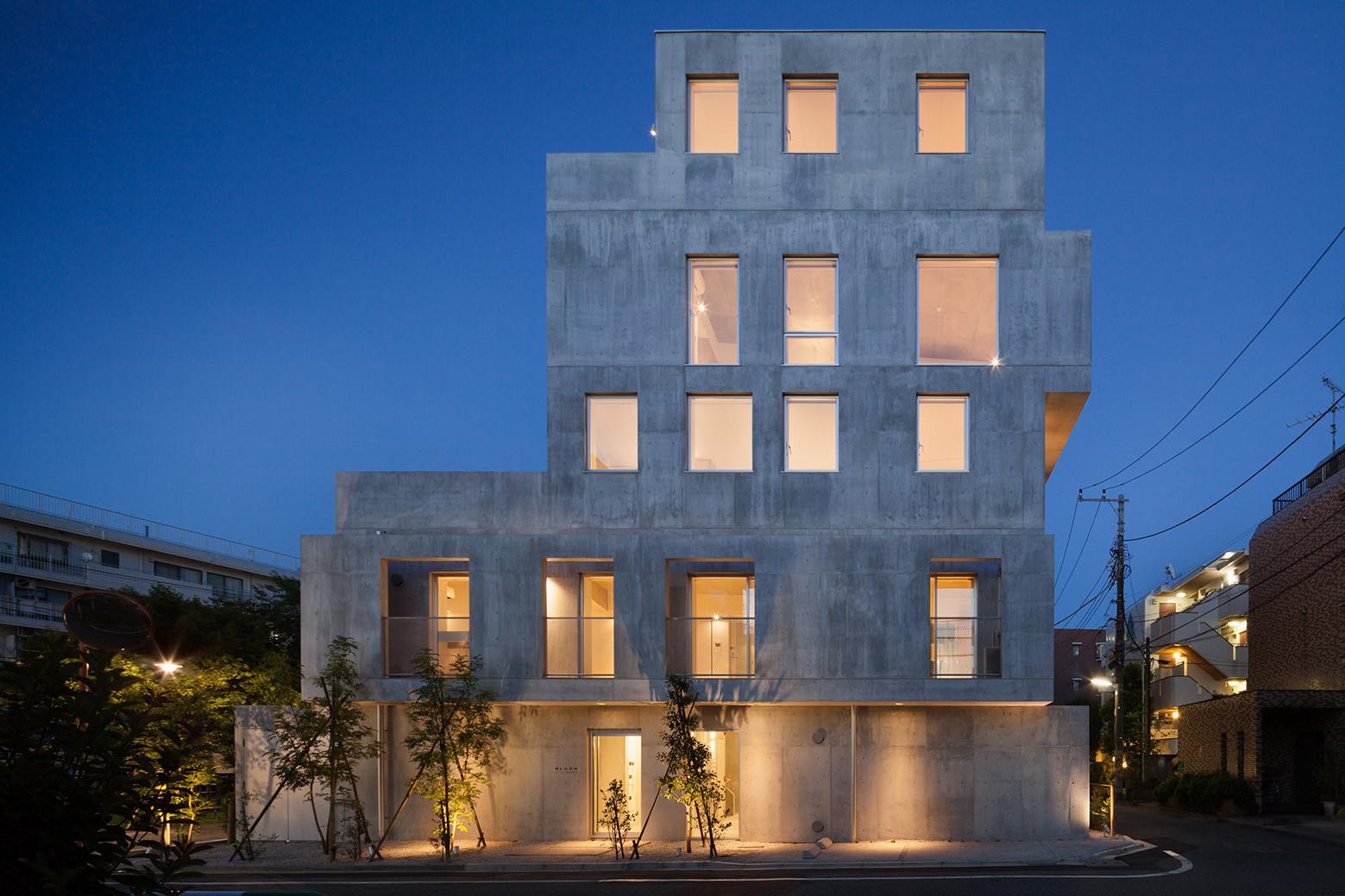 BLOOM / Hiroyuki Ito Architects, © Makoto Yoshida