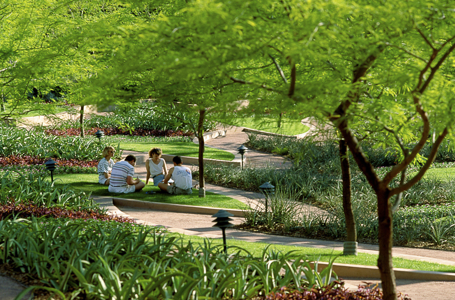 2014 a great year for landscape architecture archdaily for Swa landscape architecture
