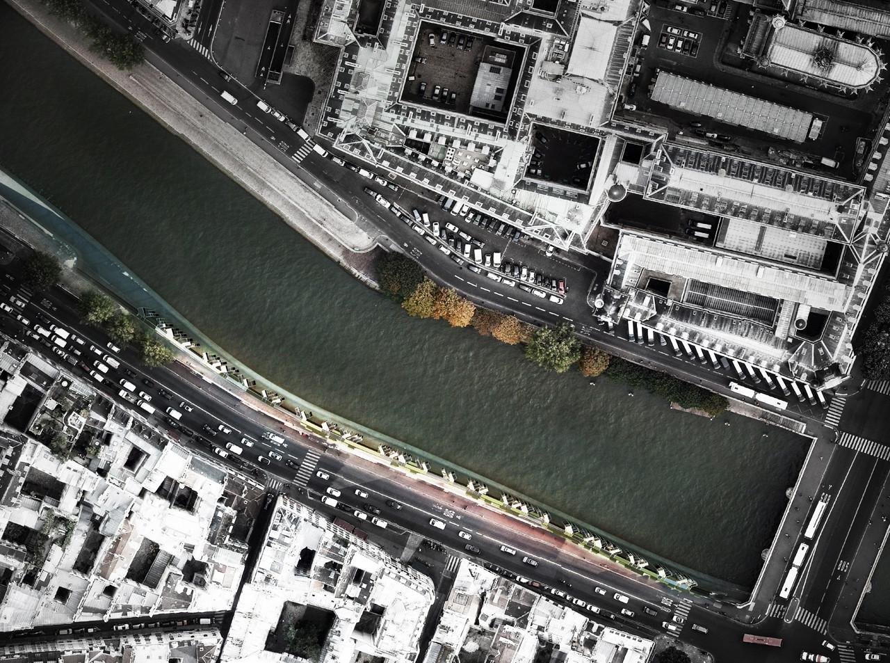 Planta de contexto. Imagen © MenoMenoPiu Architects