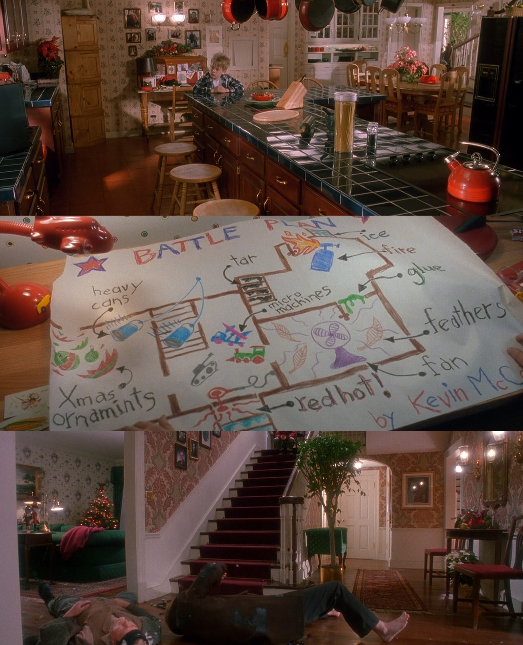 Gallery Of Interiors Home Alone 2