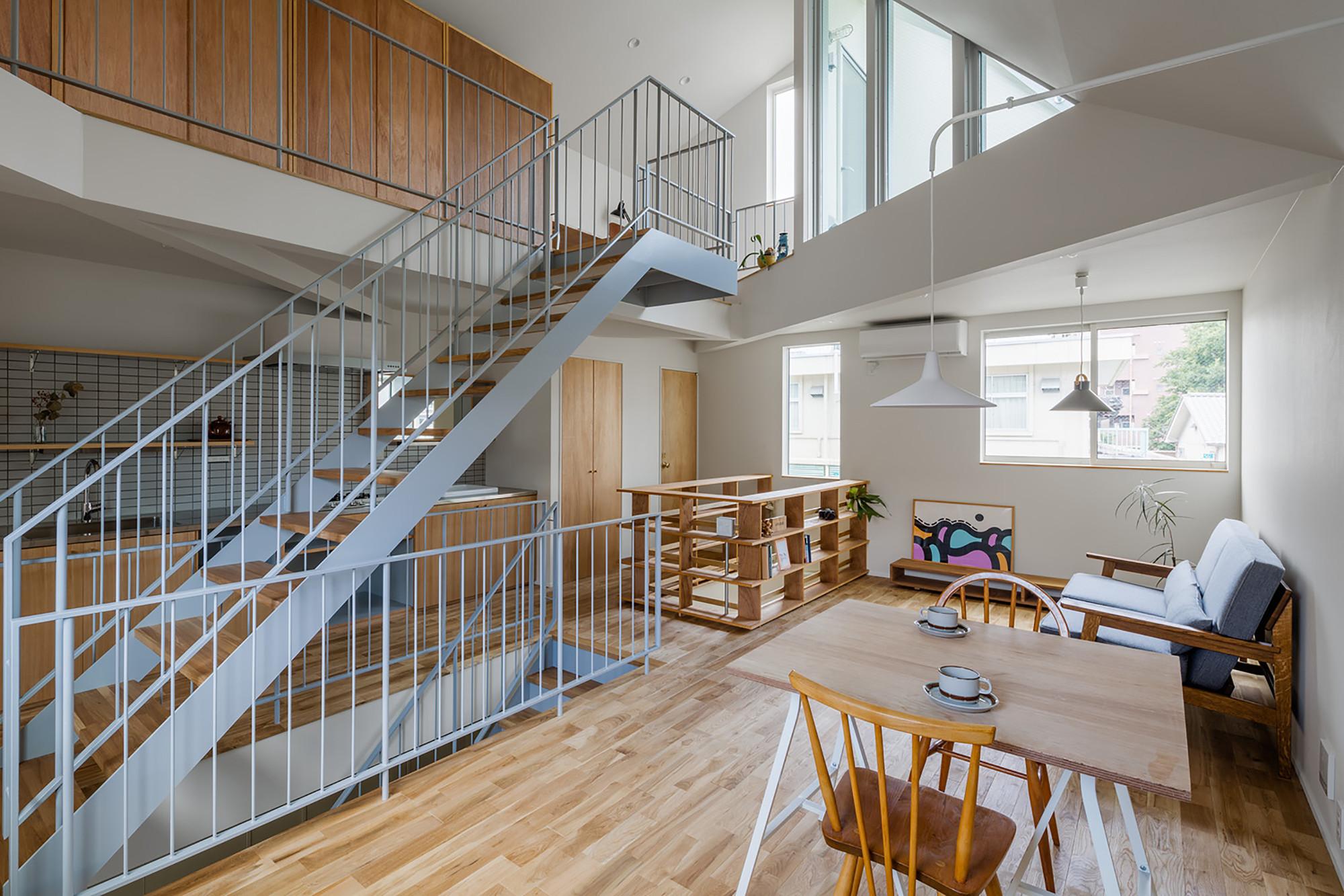 Casa en Tourimachi / SNARK + OUVI , © Ippei Shinzawa