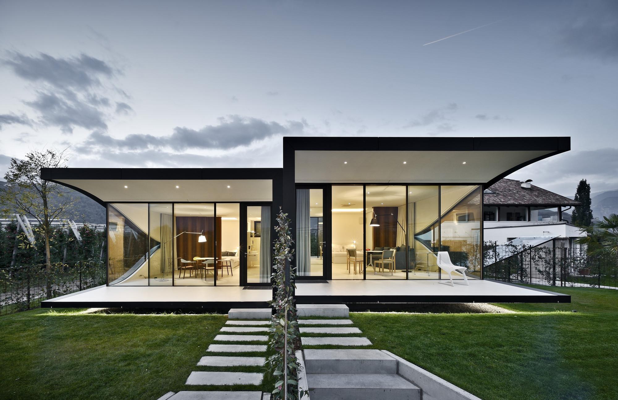 Las Casas Espejo / Peter Pichler Architecture, © Oskar Da Riz
