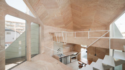 Tsubomi House / FLAT HOUSE