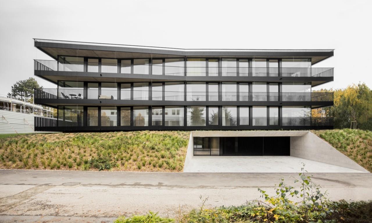St-Sulpice / FHV Architectes, Courtesy of FHV Architectes