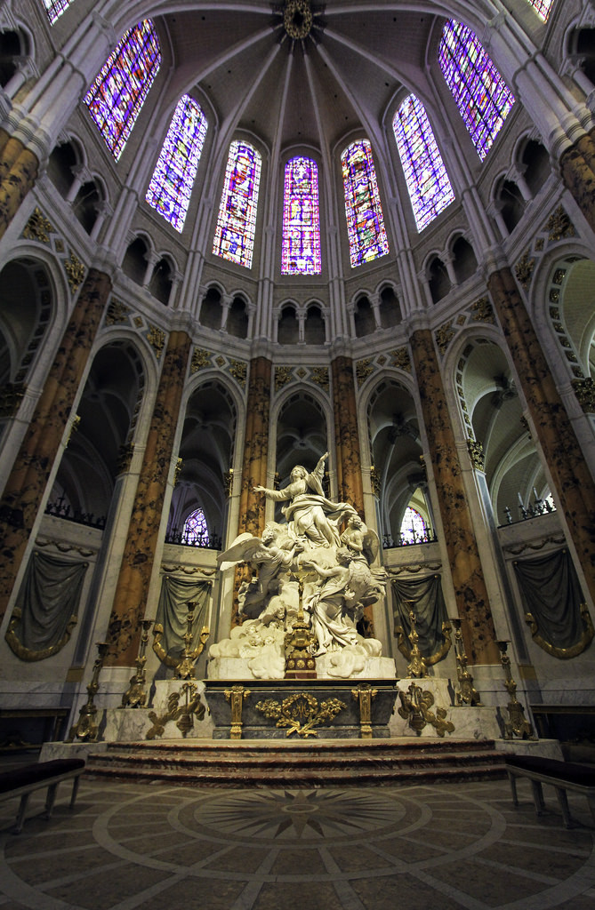 Gallery Of The Restoration Of Chartres Cathedral Is A