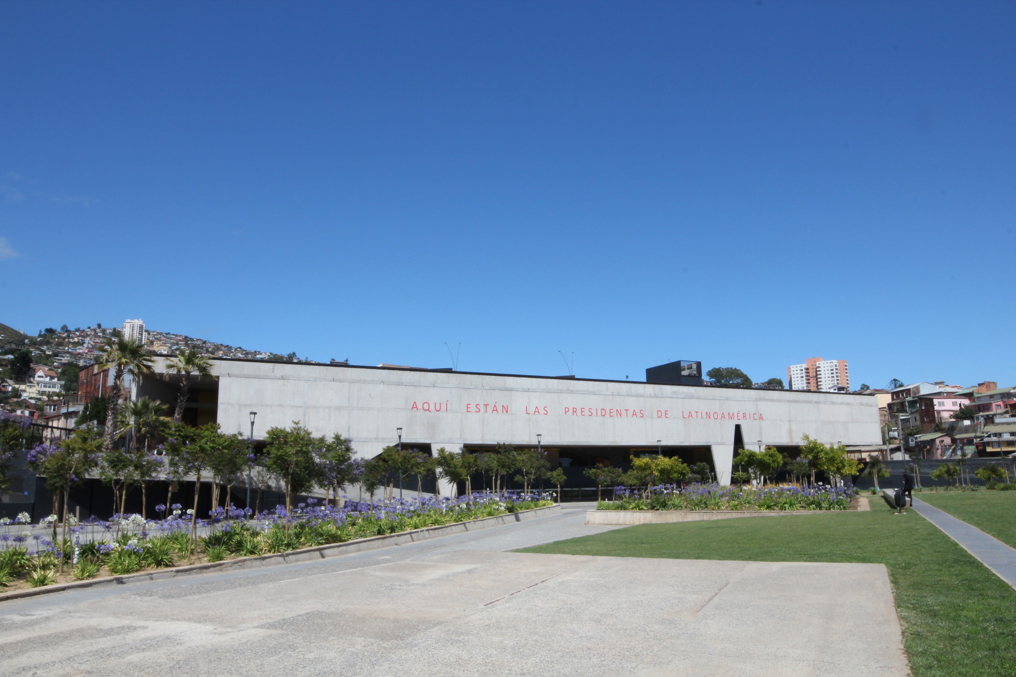 Chile: Anuncian en Valparaíso el programa de XIX Bienal de Arquitectura, la primera fuera de Santiago, Parque Cultural Valparaíso. Image © Nicolás Valencia