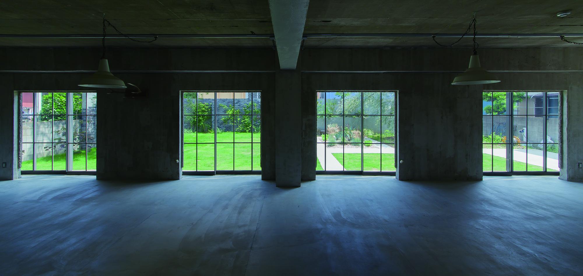 """Ventana frontera"" de Masuda + Otsubo. Imágen cortesía de Shingo Masuda + Katsuhisa Otsubo Architects"