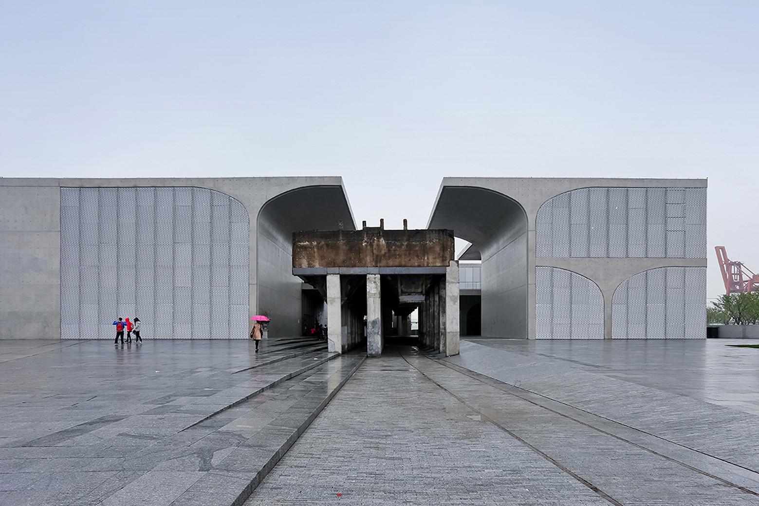 Long Museum en Shanghai, China / Atelier Deshaus. Imágen © Su Shengliang