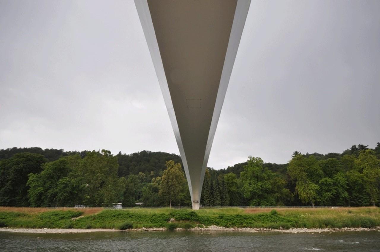 Puente de Travesía / Arhitektura d.o.o., © Miran Kambič
