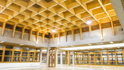 Biblioteca Paulo Freire / 3C Arquitectura e Urbanismo