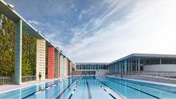 Aquatic Centre Louviers / DRD Architecture