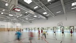 Gimnasio Bundes Gainfarn - Bad Vöslau / Franz Architekten
