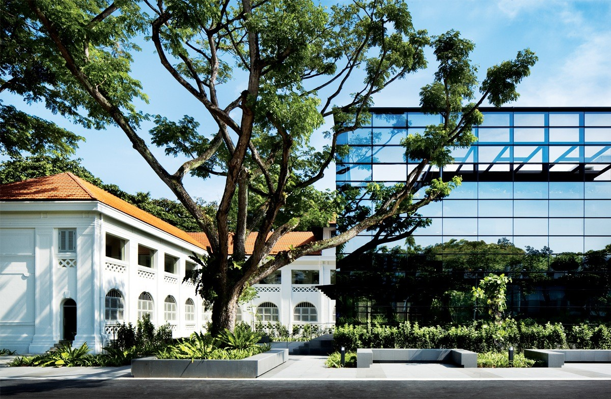 Lee Kong Chian School Of Medicine / LOOK Architects, Courtesy of LOOK Architects