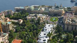 Monte-Carlo Pavillions / Affine Design