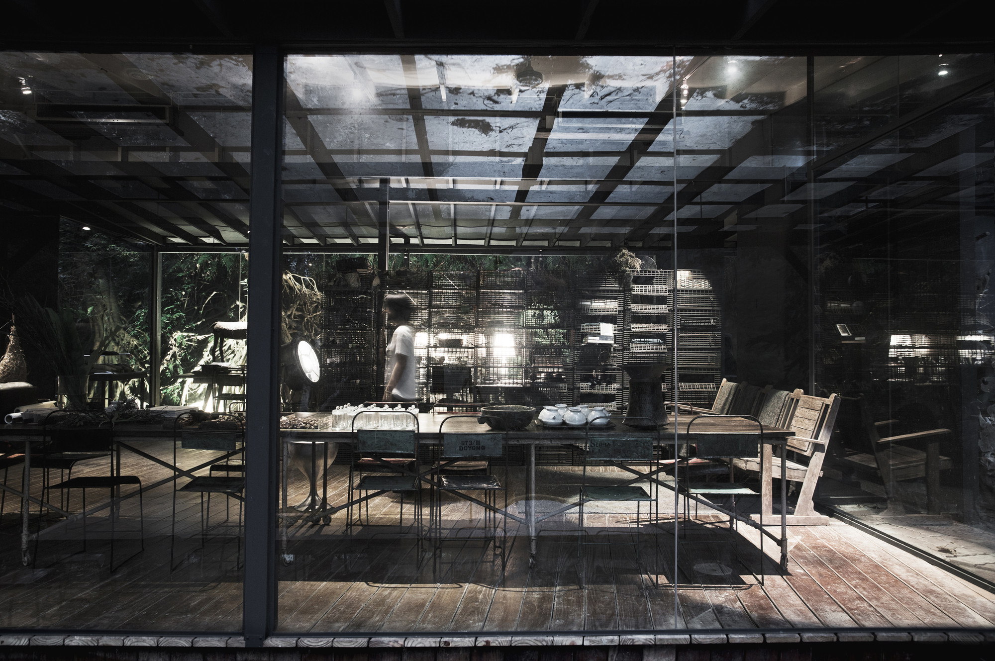 Gallery of siu siu lab of primitive senses divooe zein for 5 senses in architecture