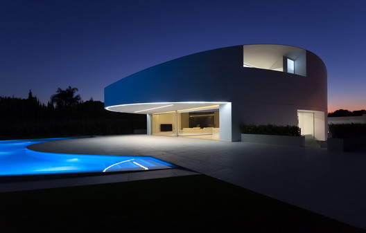 Balint house fran silvestre arquitectos archdaily - Fran silvestre arquitectos ...