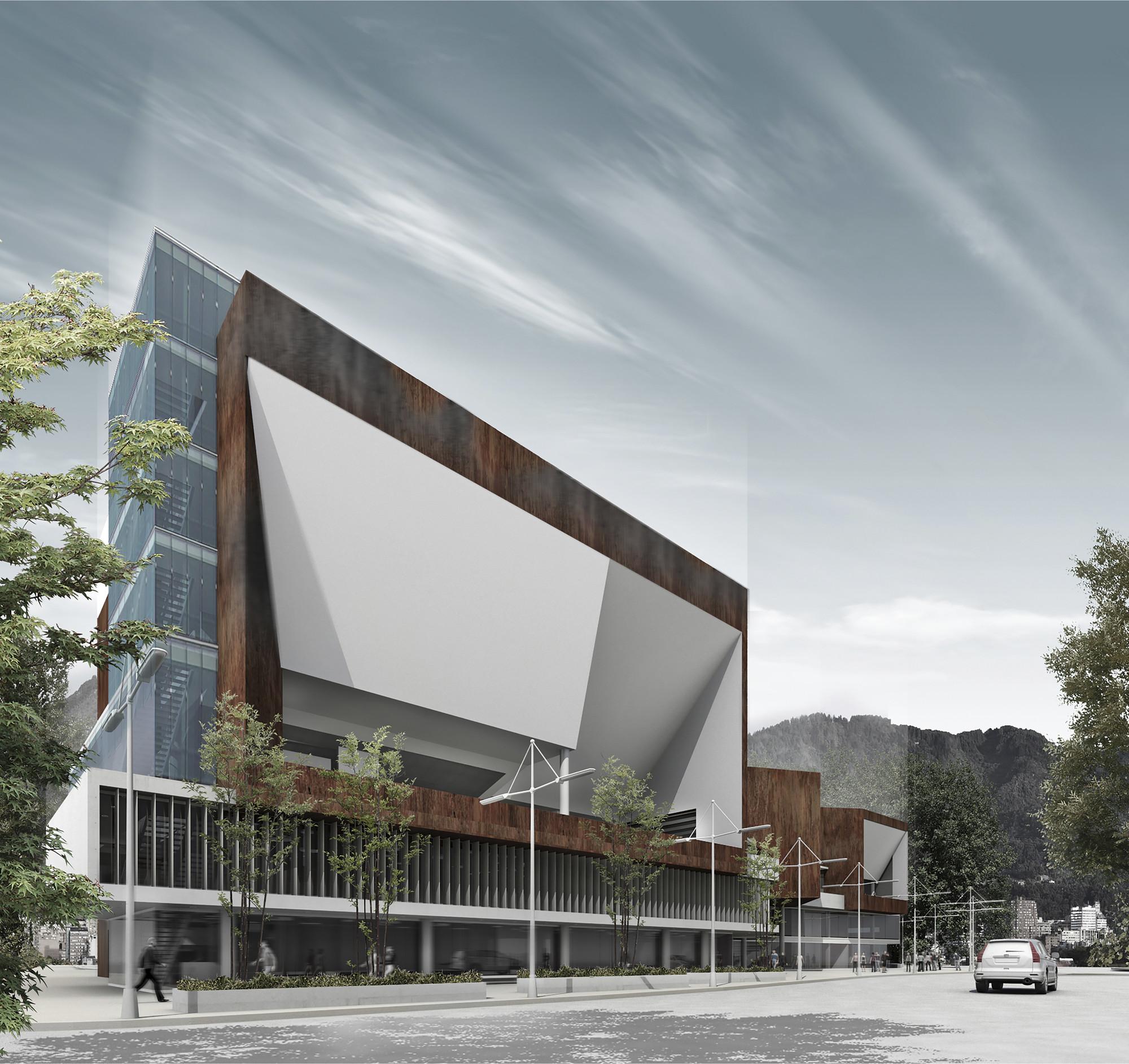 Cortesia de Eje A Arquitectura y Urbanismo