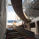 Atrium Stair: View from B1. Image © MNBAQ, Idra Labrie
