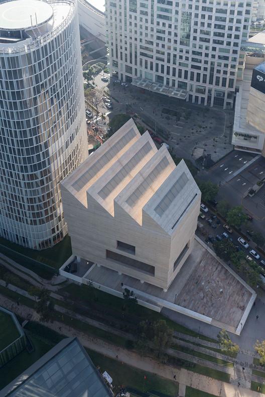 Museo Jumex, David Chipperfield; Ciudad de México. Imagen © Iwan Baan