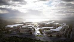 Aedas' Huasha Plaza Set to Complete Next Year