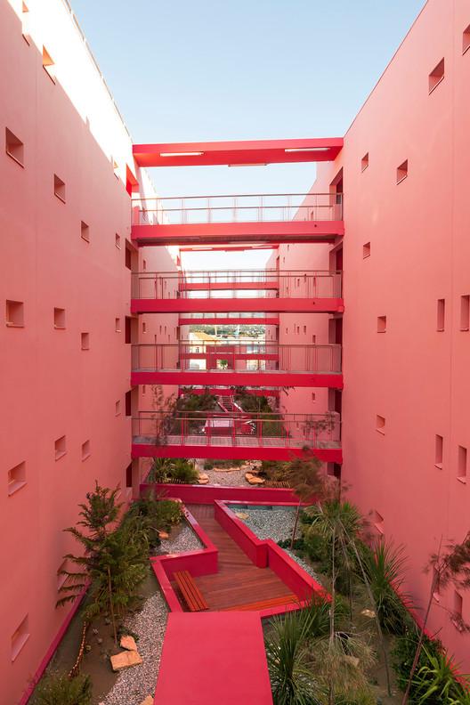 Edificio Redline / Pietri Architectes, Cortesía de Pietri Architectes