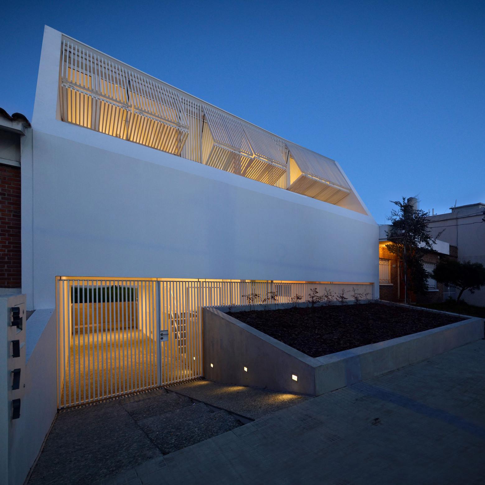 Casa Rifa 2006. Image © Elías Martinez Ojeda
