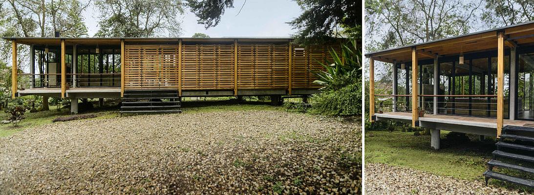 Casa Contenedor. Image © Jorge E. Gamboa T (vía UFLO)