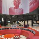 'An Installation In Four Acts' Seminar Space. Image via Het Nieuwe Instituut