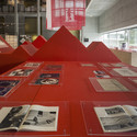 Structuralism: 'An Installation In Four Acts' - the mini-mega furniture. Image via Het Nieuwe Instituut