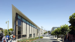 North Beach Branch Library / LMS Architects