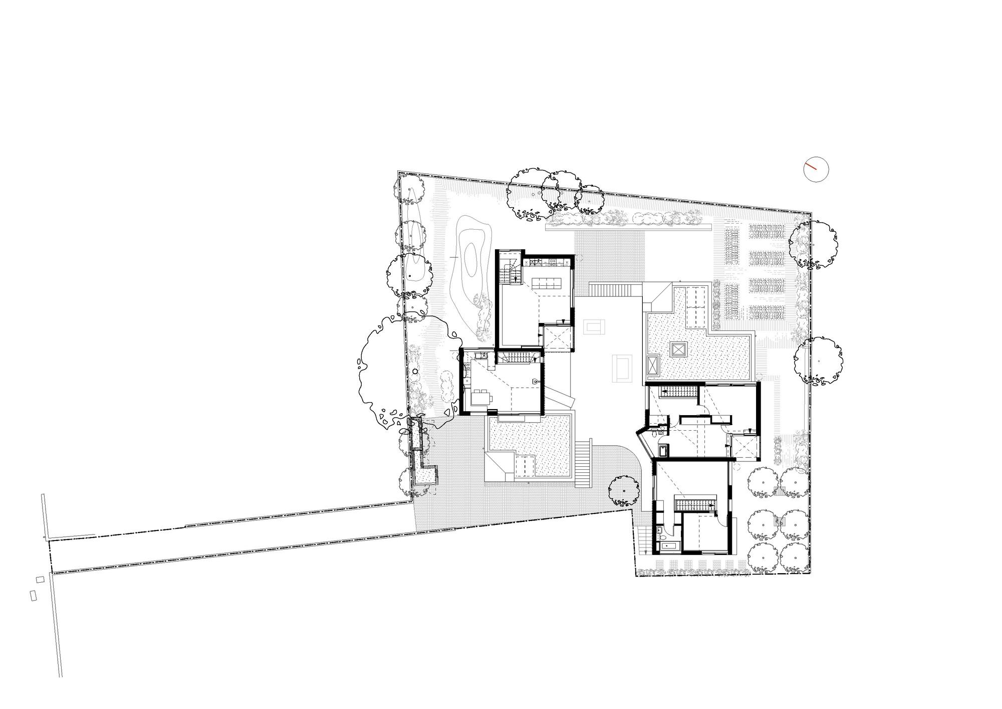 1 6 copper lane n16 9ns henley halebrown rorrison for 16 brookers lane floor plans