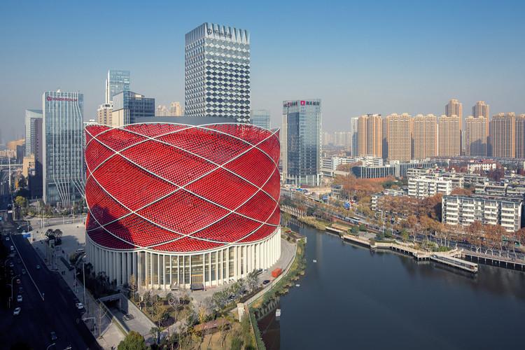 Han Show Theatre / Stufish Entertainment Architects, Cortesía de Stufish Entertainment Architects